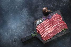 Breakfast Beef Bacon 340g