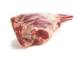 Chilled Lamb Leg (Aitch-Bone off)