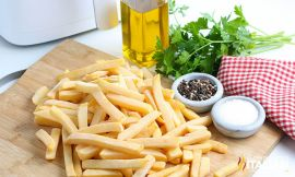 French Fries Coated 6*6MM