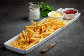 French Fries Primpom Crunchy 7*7MM