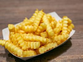 French Fries Crinkle Cut - Maestro
