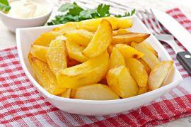 Potato Spicy Wedges