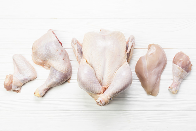 The Amount of Protein that can be Found in Chicken